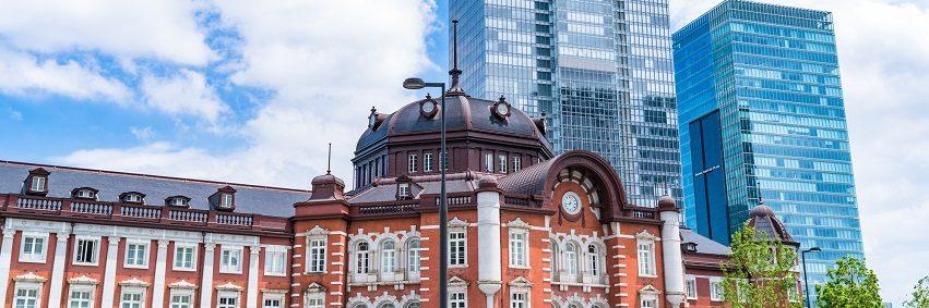 Tokyo Station building